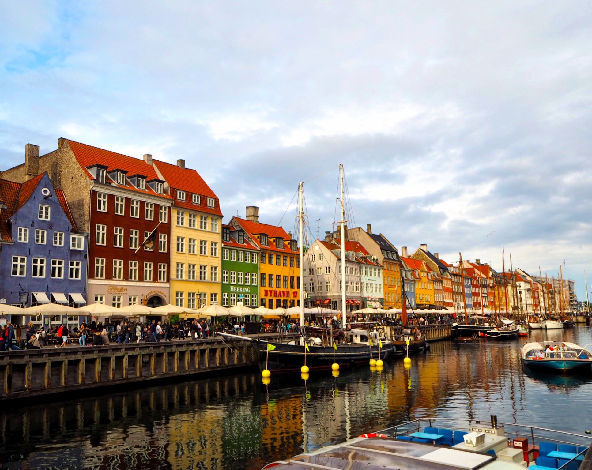 One Girl's Guide to Copenhagen