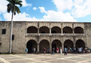 Sightseeing in Santo Domingo