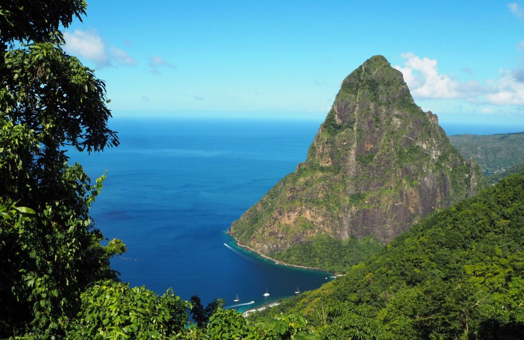 Staying in Soufriere, St. Lucia